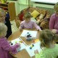 Консультация-тренинг для родителей по развитию мелкой моторики у детей младшего возраста