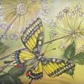 «Веснушки» Фотоотчет о областной выставке «Роспись ткани-2013»