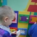 Многофункциональное стационарное пособие «ПознайКа» для детей с ЗПР