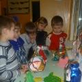 Новогодний конкурс в нашей группе. «Новогодняя игрушка нашей семьи».