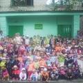 Сценарий праздника «С днем рожденья, детский сад!»