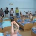 Конспект гимнастики после дневного сна с закаливающими мероприятиями и самомассажем в старшей группе
