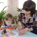 Перспективное планирование. Нетрадиционные техники рисования с детьми с 1 года до 3 лет.