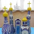 Сине-голубое чудо гжели. Ознакомление старших дошкольников с изделиями народного промысла на занятиях по изодеятельности