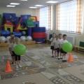 «Фитбол больше, чем мяч». Конспект НОД по образовательной области «Физическая культура» для детей дошкольного возраста
