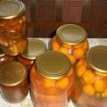 Кабачки в томатной заливке