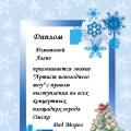 «Новогоднее шоу». Сценарий праздника для старших дошкольников.