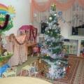 Новогоднее оформление группы «Гномики»