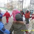 Прогулка зимой. Старшая группа. Фотоотчет