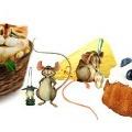 Подвижная игра «Кот и мыши»