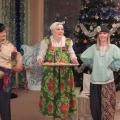 Музыкальное развлечение для детей старшего дошкольного возраста «ХХI век— век русского валенка»