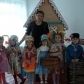 Колядки в детском саду.