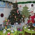 Выставка к Новому году «Новогоднее волшебство».