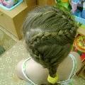 Причёски девочкам