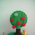 Авторское дидактическое пособие «Чудо— дерево»