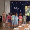 Конспект НОД с детьми средней группы «Космическое путешествие»