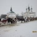 Новогодняя поездка в город Суздаль