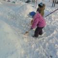 Снежные поделки