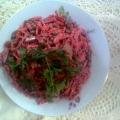 Салат «Козел»