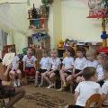 Конспект интегрированного занятия в средней группе: «Горшок каши»