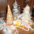 Мастер-класс «Новогоднии ёлочки»
