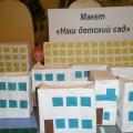 Конспект непосредственно образовательной деятельности по проекту «Моя малая Родина»