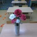 Ах! Эти розы не увянут никогда!