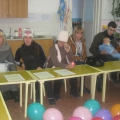 Фотоотчёт о родительском собрании в старшей группе