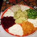 Чипсовый салат