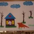 Выставка детских работ «В гостях у сказки».