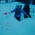 Зимние прогулки в радость.