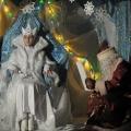 Сценарий новогоднего утренника по мотивам сказки «Снежная королева» для детей старшего дошкольного возраста