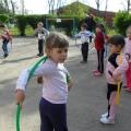 Конспект открытого занятия с детьми 5–6 лет «Оптимизации двигательной активности детей на физкультурных занятиях»