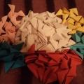 Модульное оригами в работе с детьми и родителями.