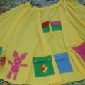 Адаптационно-дидактическая юбка в работе с детьми раннего возраста