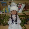 Дидактические куклы в национальных костюмах