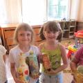 Мастер-класс: декупаж в детском саду (старшая и подготовительная группы)