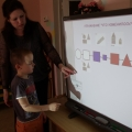 Мультимедийная аттестационная разработка развивающего занятия для детей подготовительной к школе группы.