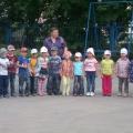 Физкультурно-оздоровительное мероприятие для детей средней группы «Олимпийцы среди нас»
