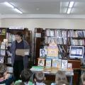 Дом, где «живут» книги! (посещение детской библиотеки)