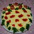 Салат из морепродуктов «Фантазия». Рецепт