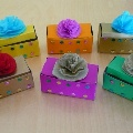 Коробочки-шкатулки для девочек.
