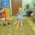 Развлечение для малышей в первой младшей группе. «Весёлые старты»
