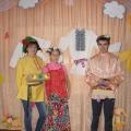 Физкультурный досуг «Праздник русской рубахи» (народные подвижные игры в оздоровительной работе с детьми)