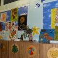 Осенняя выставка. Поделки из природного материала