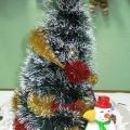 Выставка поделок «Новогоднее настроение»