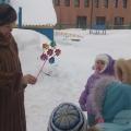 Организация прогулки в ДОУ в зимнее время года