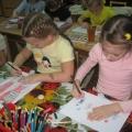 Детские рисунки к Дню толерантности.