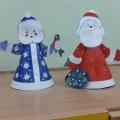 «Дед Мороз и Снегурочка к нам на праздник пришли»