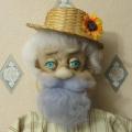 «Знакомьтесь: дед Трифон!»— авторская кукла